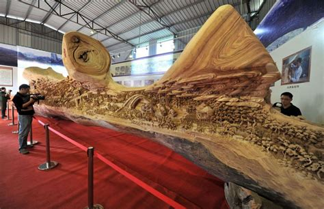 woodworking artists guinness book of records for creating the world s