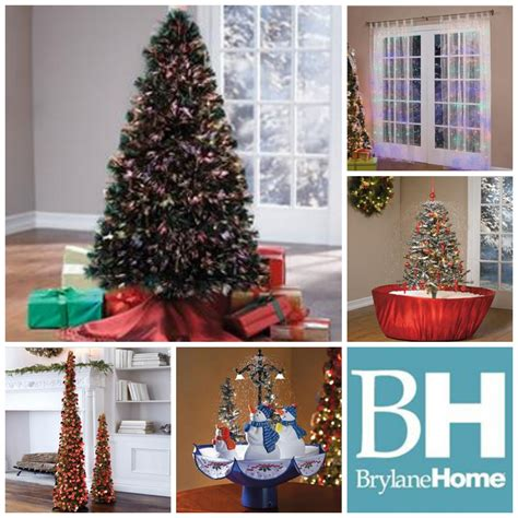 brylane pop up christmas tree brylane home decorations www indiepedia org