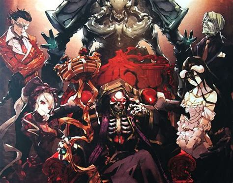Anime Like Overlord by 6 Anime Like Overlord Recommendations