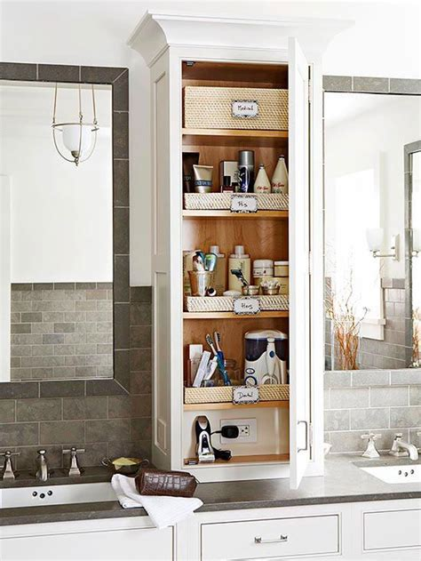 creative countertop ideas the 25 best bathroom countertop storage ideas on