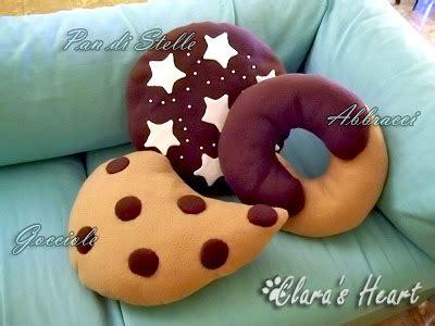cuscini biscotto clara s cucito creativo in stile tilda regali