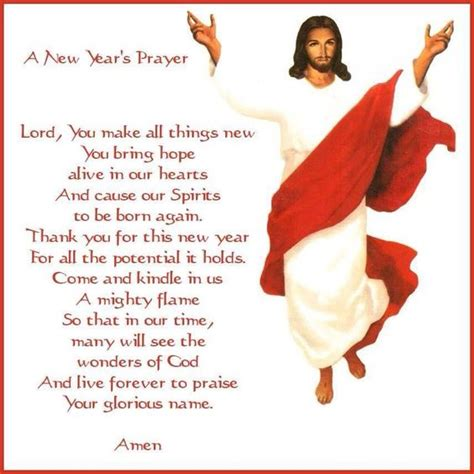catholic prayer for new year a new year s prayer cf catholic prayer new