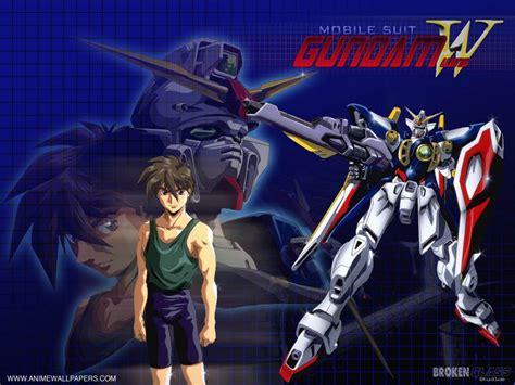 wallpaper anime gundam free download full size gundam wing wallpaper num 22