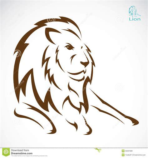 imagenes vectores leon imagem do vetor de um le 227 o