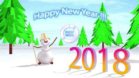 snowman   happy  year  youtube