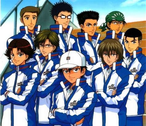 The Prince Of Tennis Ii 11 sports anime quiz by mistborn vin
