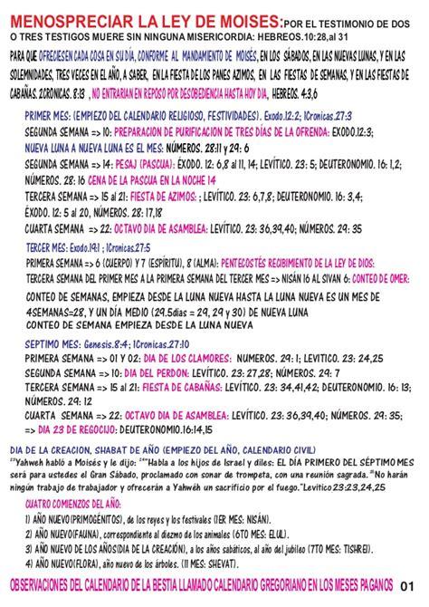 Calendario Gregoriano 2015 Calendario Biblico Correcion Gregoriano 2015