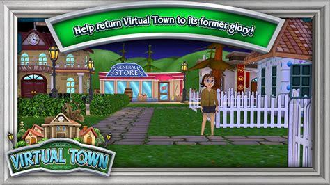 game virtual apk mod virtual town apk mod unlock all android apk mods