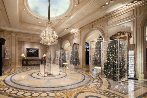 Design House Lighting Review by Holidays At The Four Seasons Paris