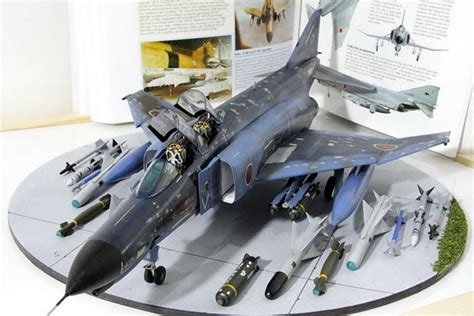 Hasegawa No 15 Japan Air Self Defence F 1 Mitsubishi 172 1 48 hasegawa f 4ej by naioh2 saran s