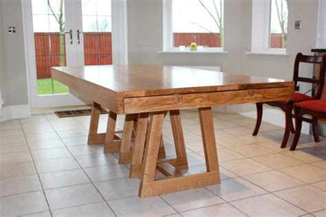 Handmade Dining Tables Uk - isosceles dining table hugh miller