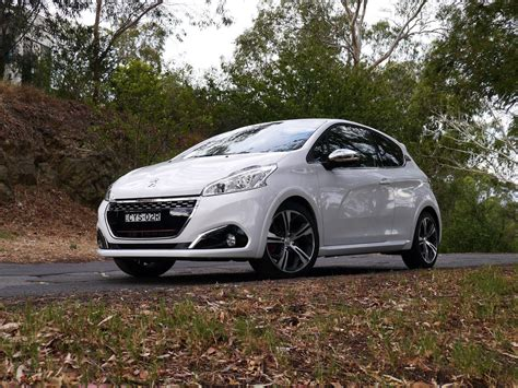 peugeot 208 gti blue 2016 peugeot 208 gti review like a rat on speed