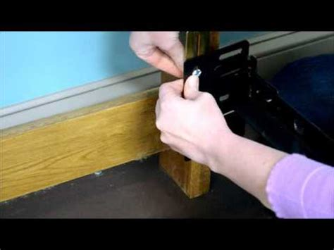 How To Build A Headboard And Footboard by How To Use A Regular Bed Frame With A Hook Headboard
