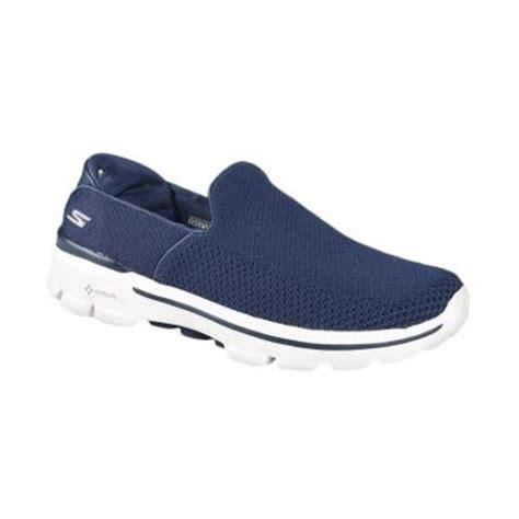 Sepatu Skechers Anak jual skechers go walk 3 sepatu olahraga blue