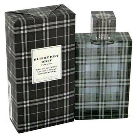 brit box burberry brit for men cologne edt 3 3 oz 3 4 oz new in