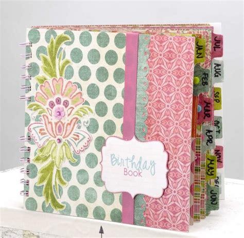 Handmade Birthday Calendar - handmade birthday calendar book calendar template 2016
