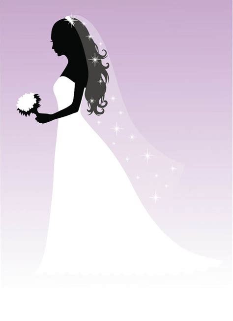 17 Best images about bride clipart on Pinterest | Wedding ... Free Clipart Bride Silhouette