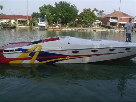 stinger boats chris craft 375 stinger in florida power boats used