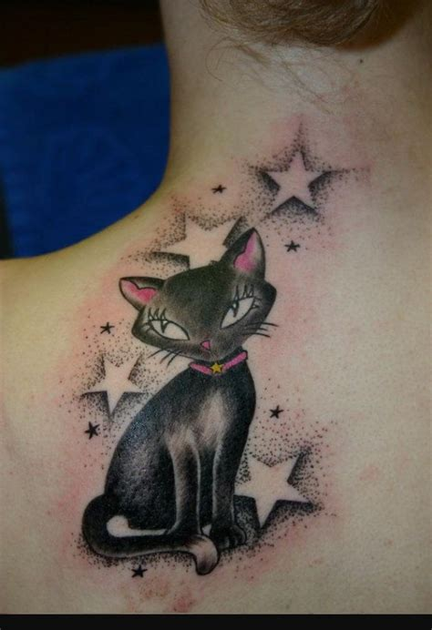25 cat tattoos inspirations for cat lovers the xerxes