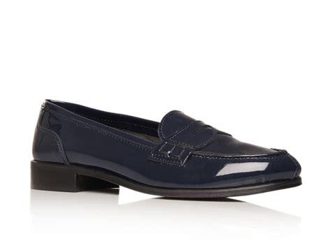 carvela loafers carvela kurt geiger cater chunky loafers in black lyst