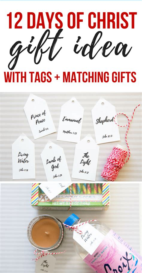 12 days of christmas gifting plan simple 12 days of gift idea so festive