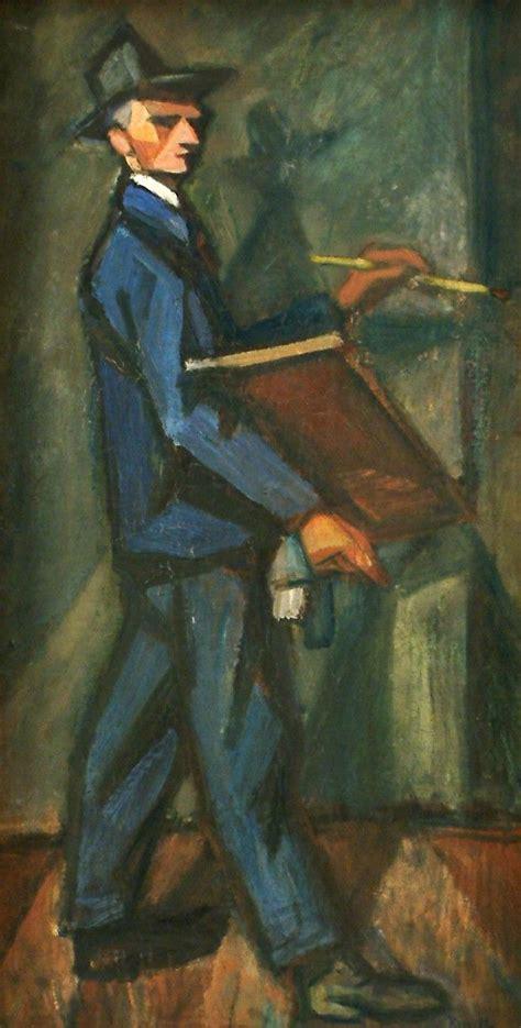 john kmetty   hongaarse schilder en graficus