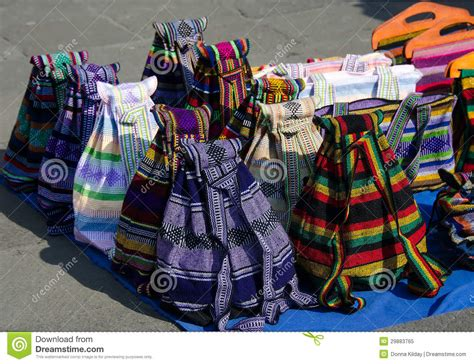Handmade Bags For Sale - colorful mexican bags stock image image of colors bags
