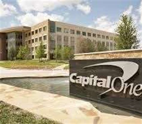 Capital One Executive Office by Capital One Plano Office Glassdoor