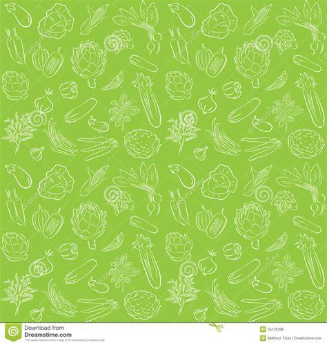 vegetables pattern wallpaper vegetables pattern royalty free stock image image 35125396