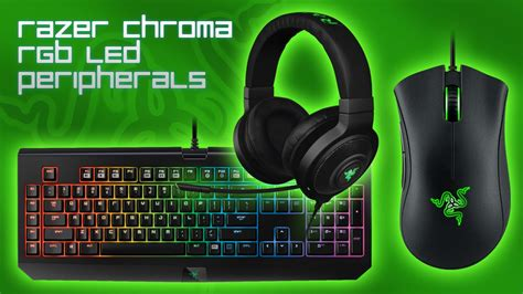 Mouse Keyboard Headset Razer razer chroma rgb led lighting blackwidow keyboard