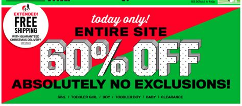 Children S Place Gift Card Discount - email yourself a 50 children s place gift card for only 40 60 off sale today