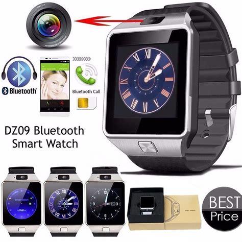 Tangan Pertama Smart Phone Dz09 dz09 bluetooth smart wrist phone mate for android