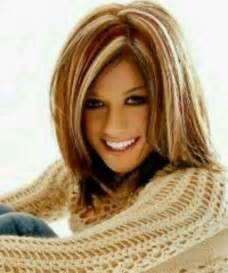 chunky highlights for hair images blonde and red highlights hair pinterest highlights