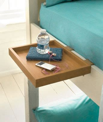 bunk bed with shelves wooden bunk bed shelf the lakeside collection
