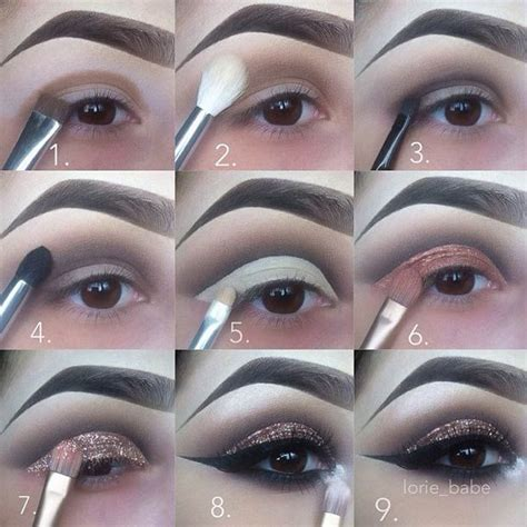 eyeshadow tutorial cut crease 25 perfect holiday makeup looks and tutorials cut crease