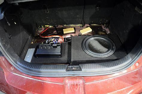 mazda 3 audio upgrade new mazda 3 system stealth upgrade certified autosound