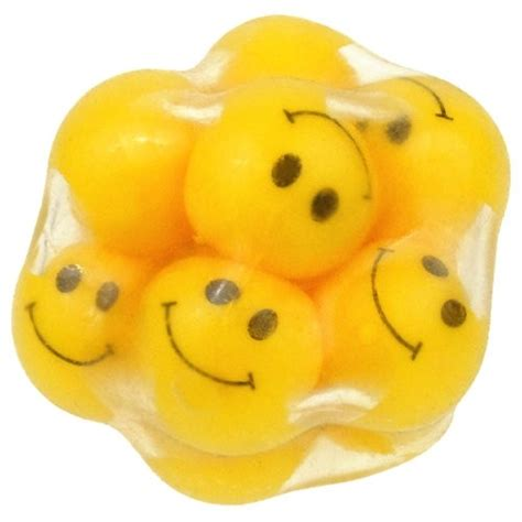 Special Smily Cloud Squishy funfidgets smiley squishy sensory balls