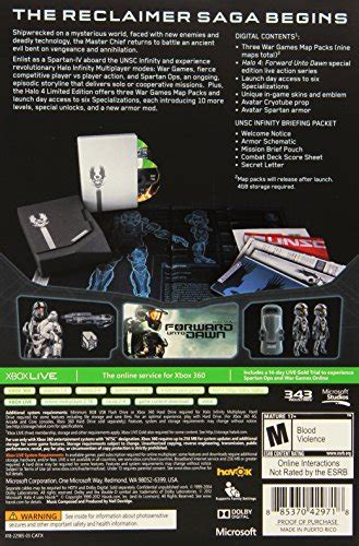 halo 4 xbox 360 special edition was tough to design for halo 4 limited edition xbox 3 sale r50 off your first