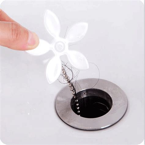 hair in bathtub drain flower shape new creative bathroom shower bathtub drain