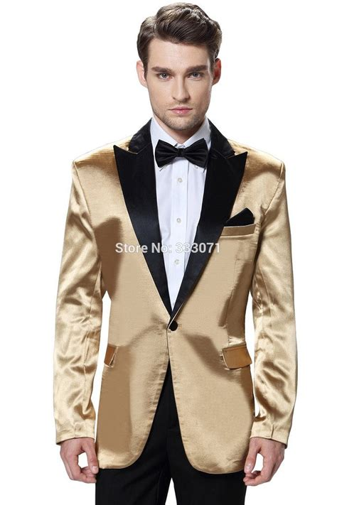 gold and black suit jacket my dress tip