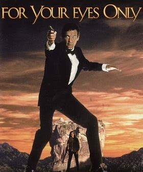 Film James Bond For Your Eyes Only | mi6 for your eyes only 1981 james bond 007