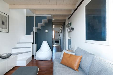 compact apartment compact and stylish apartment takes the place of a dental