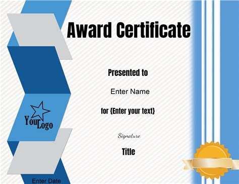 28 half page certificate template tied2lenski