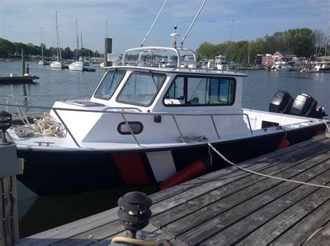 used pilot house boats c hawk pilot house boat for sale from usa