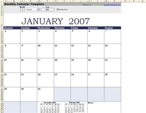 Mac Os X Calendrier Mod 232 Le De Calendrier Mensuel Excel Pour Mac T 233 L 233 Charger
