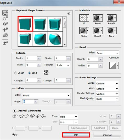 tutorial typography photoshop cs5 how to create abstract new year illustration with 3d