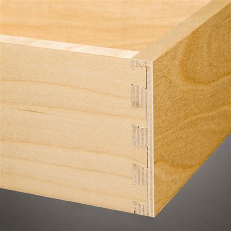 Birch Drawers by 5 8 Quot Birch Plywood Drawer Box