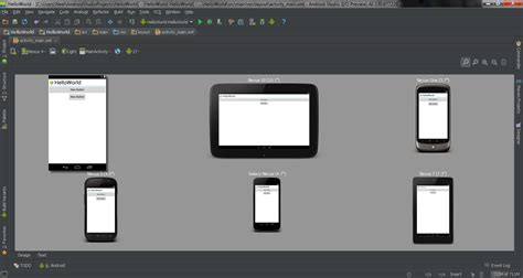video layout android android studio features stacktips