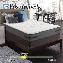 costco sealy posturepedic langley plush mattress set