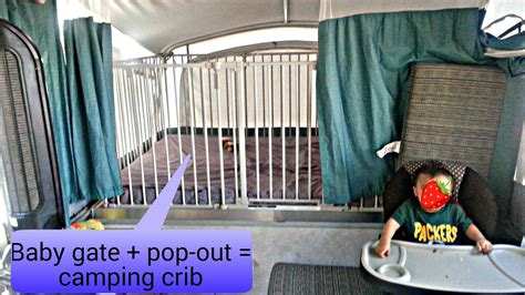 Rv Baby Crib Rv Baby Crib Rv Bunk Bed Crib Rv Kid Studs Installing A Crib Side In A Bunk R Pod Nation
